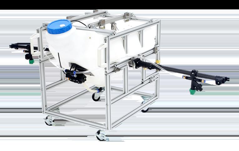 液体散布タンクユニット